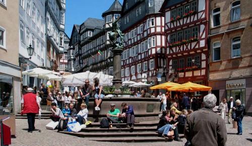 Puff aus Marburg